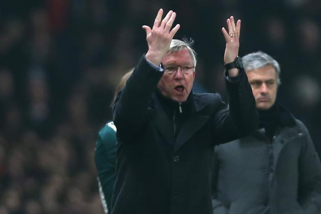 Fergie Faces Touchline Ban for Refusing to Talk After Nani Red Card