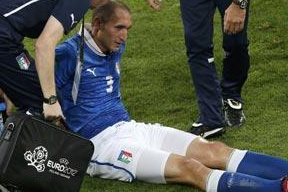 Italy Explain Chiellini Injury