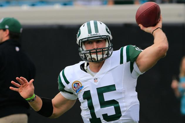 Report: Tim Tebow Pegged to Be Cut by New York Jets