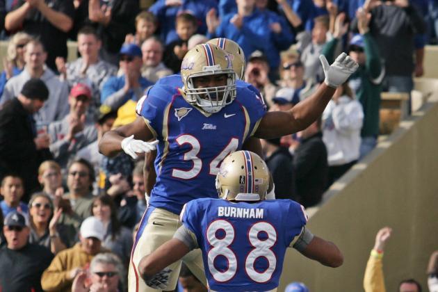 Tulsa WR Has Sixth Year Denied by NCAA