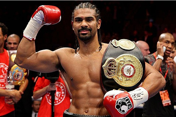Haye May Be Planning Comeback Against Fury as Appetiser for Klitschkos