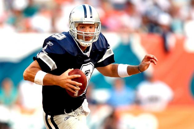 Cowboys vs. Dolphins Set for 2013 Hall of Fame Game to Kick off NFL Preseason
