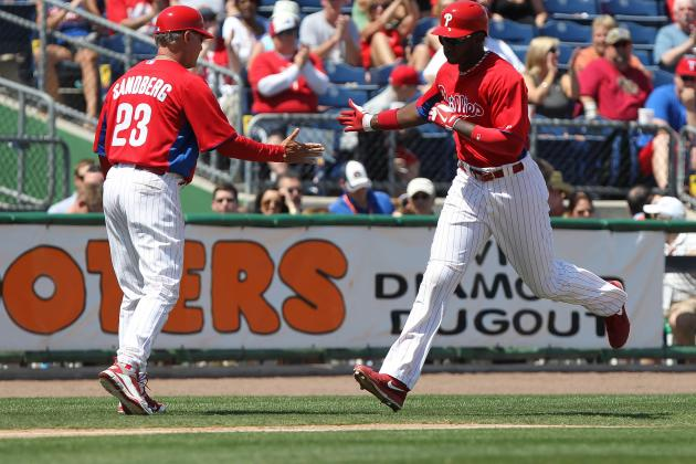 Phillies Defeat Yankees, 4-1, in Grapefruit League Game at Bright House Field