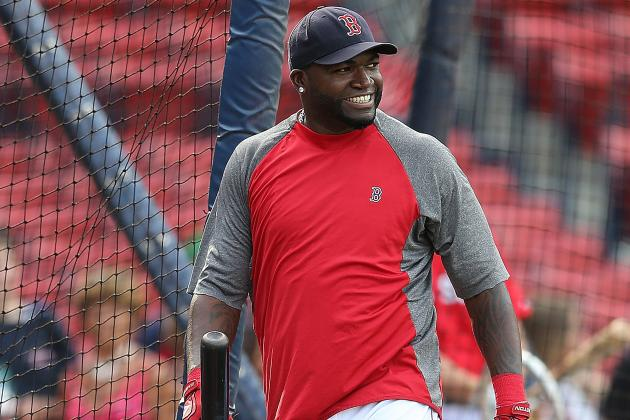 Ortiz Takes 50 Swings in Cage, but Return Date Still Very Much Unknown