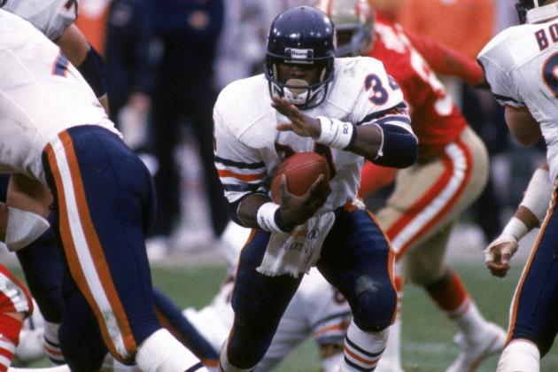 Four Bears in Running for Greatest NFL Play of All Time