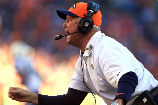 Broncos Coach John Fox Aims to Guide Draft Picks