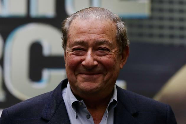 Arum: 'As Far as I'm Concerned, Showtime Doesn't Exist'