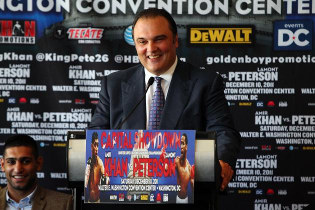 Schaefer: Golden Boy Will Not Get Hurt by HBO's Move