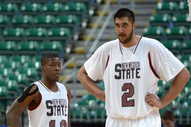 NBA Draft 2013: Sim Bhullar Is the Big Unknown Lottery Prospect
