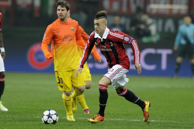 Stephan El Shaarawy: Charting His Progress at AC Milan This Season