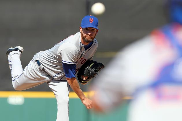 Mets' Bobby Parnell Getting a Grip on Closer's Mind-Set