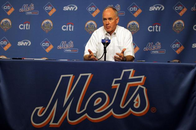 Alderson Confident Mets Bullpen Will Be Improvement