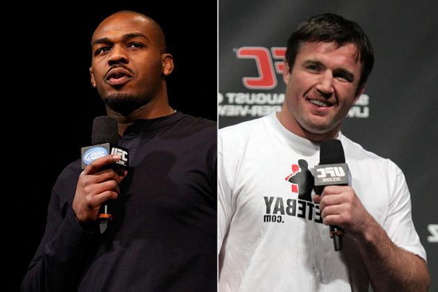 TUF 17 Results: Dana White, Jon Jones and Chael Sonnen Choose the Quarterfinals