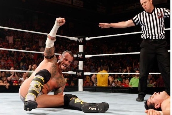 CM Punk's WrestleMania 29 Will Be His Best so Far