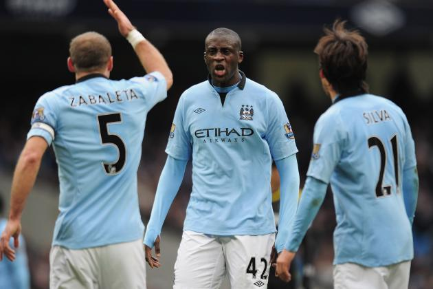 Yaya Toure Agent Threatens City Exit