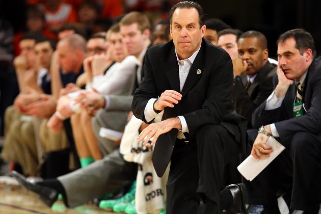 Brey Talks NCAA Tournament, New Uniforms