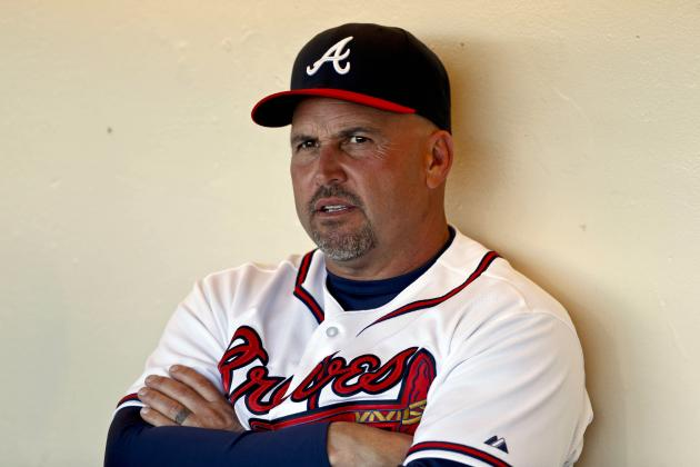 Competition at Third Keeps Fredi Gonzalez Talking