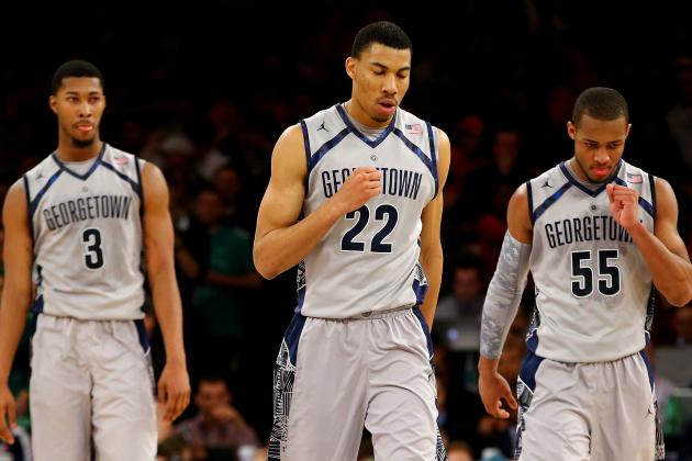 Georgetown Basketball: Predicting Hoyas' NCAA Tournament Run