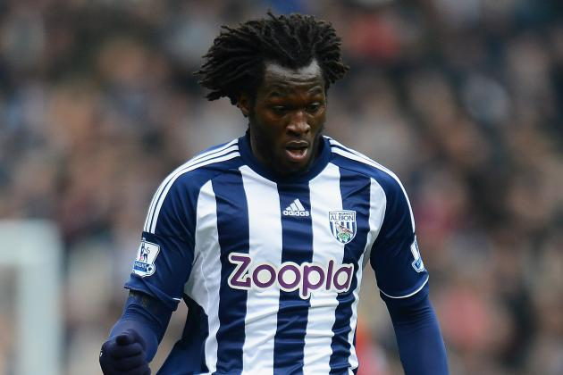 'We Will See What Will Happen': West Brom Loanee Lukaku Coy on Chelsea Future