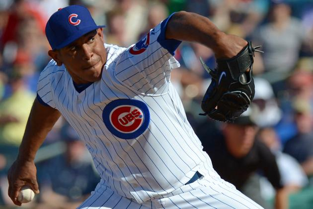 Report: Tigers Are Not Interested in Chicago Cubs Closer Carlos Marmol