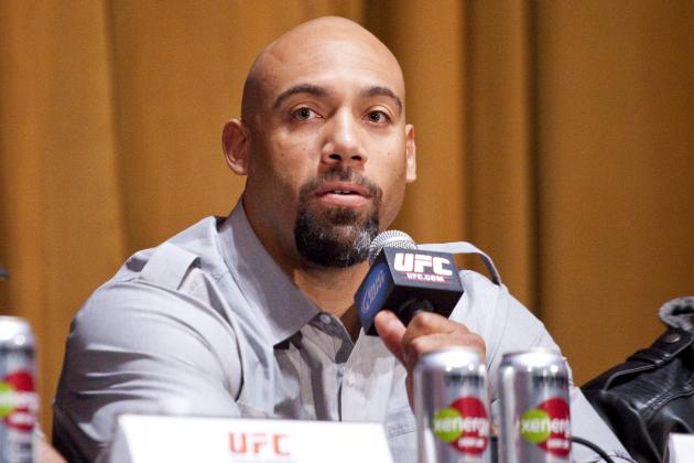 UFC Heavyweight Lavar Johnson Tests Positive for Elevated Testosterone Levels