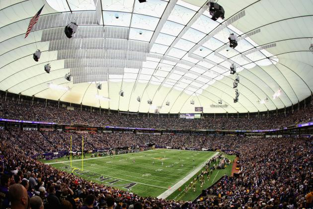 Vikings Get $200 Million Loan from NFL for New Stadium