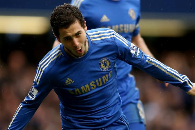 Chelsea Playmaker Eden Hazard Content with Life at Stamford Bridge