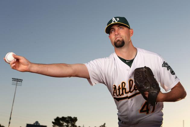Oakland A's Pat Neshek: 'The Devastation Has Never Left Me'
