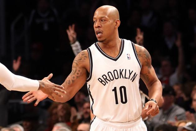 Keith Bogans Returns to Lineup Tonight vs. Mavericks