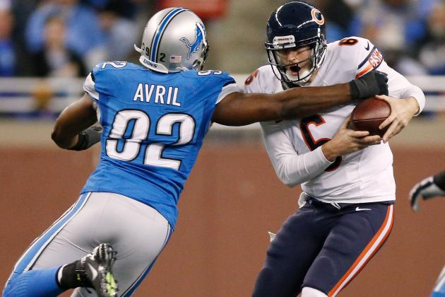 Avril Doesn't Regret Turning Down Three-Year Contract from Lions Last Year
