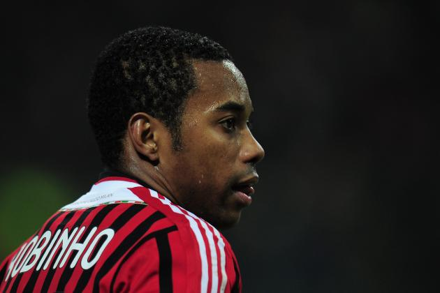 AC Milan Profiles: Why Robinho's Career Has Been a Huge Disappointment