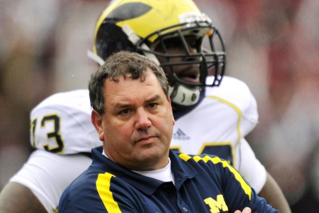 Hoke Enjoying His New Gig as Co-Defensive Line Coach with Greg Mattison