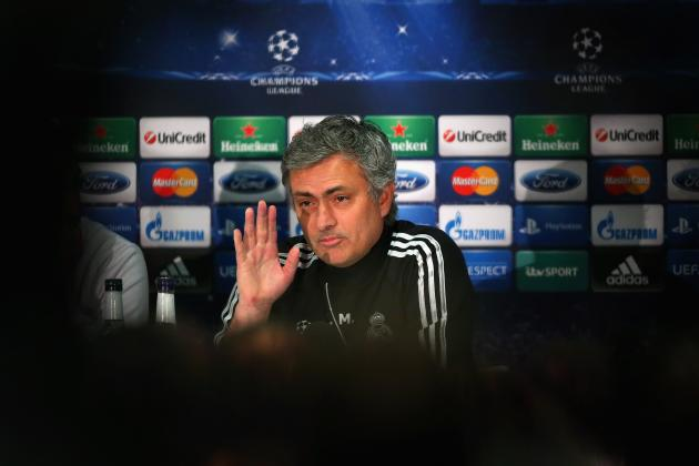 All Hail Jose Mourinho, Football's Great Provocateur