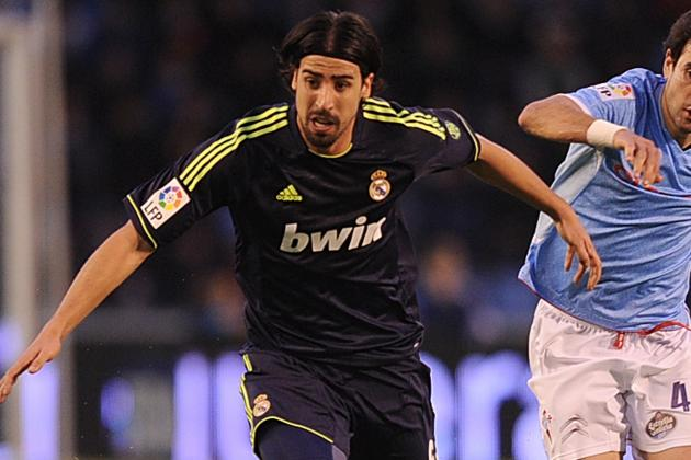 Khedira Injury Only a Scare