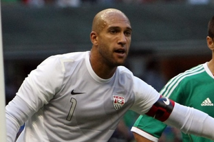 Howard Speaks out Against Notion the USMNT Is Divided