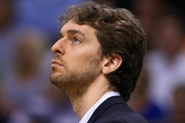 Pau Gasol Shows Continued Improvement