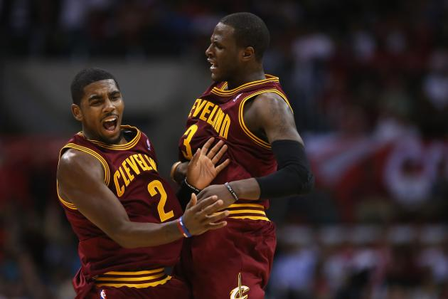 Cleveland's Injury-Hit Season Tempering Bright Future for Kyrie Irving's Cavs