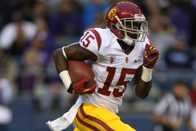 USC Looking for WR to Step Up Alongside Lee