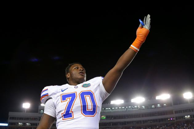 Left Side of Gators OL Gets Overhaul