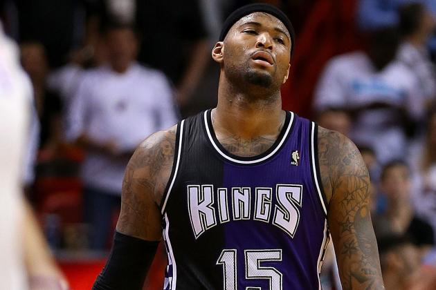 DeMarcus Cousins Had Angry Words for Kings Announcer