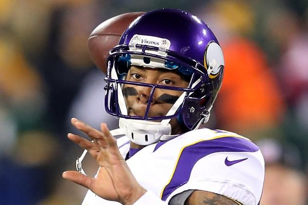 Vikings Not Planning to Try Joe Webb at Another Position