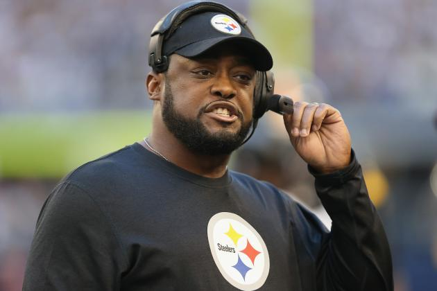 Tomlin Sacks the Likelihood of a Steelers Decline