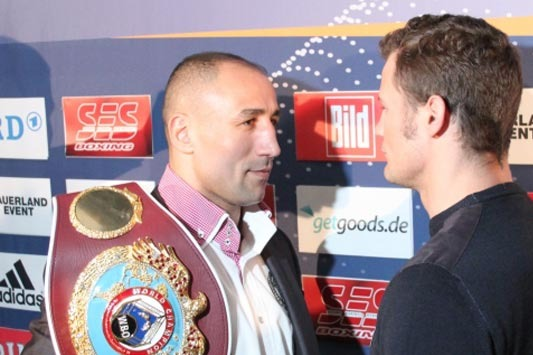 Arthur Abraham vs. Robert Stieglitz: Fight Time, Date, Live Stream, TV and More