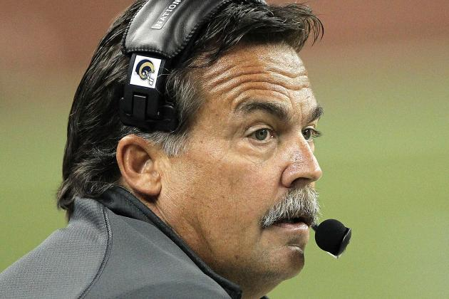 """Jeff Fisher Calls Helmet Rule """"A Huge Victory for the NFL"""""""
