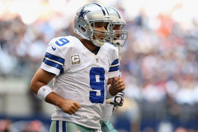 Tony Romo Extension Is Imperative for Dallas Cowboys' Future Success