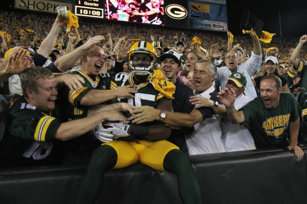 Greg Jennings Shows Top-Notch Class with Full-Page Farewell to Packers Fans
