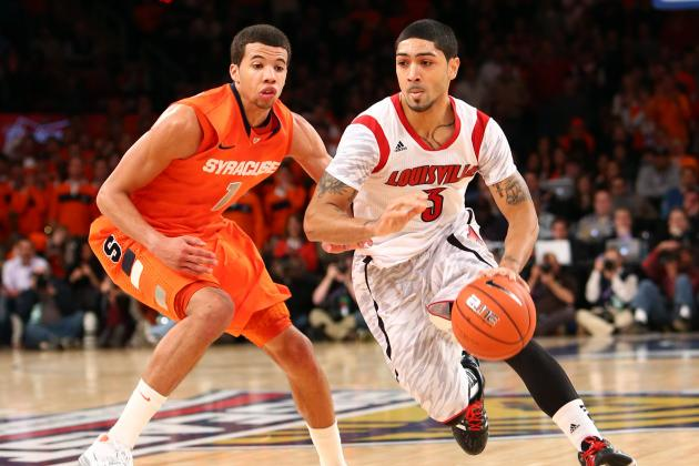 NCAA Bracket 2013: Toughest Potential Matchup for Each Top-Seeded Team