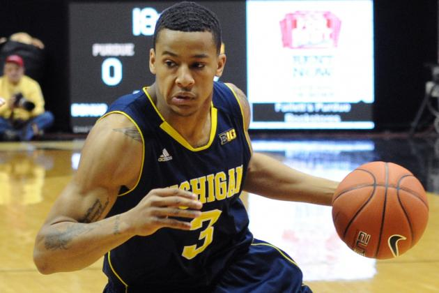 Report: Michigan Has Most Future NBA Talent Among NCAA Tournament Teams