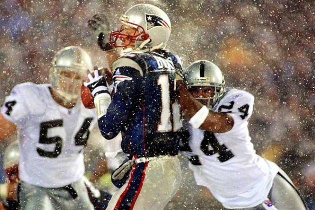 NFL Ends Tuck Rule, Passes Ban on Running Back Crown-of-the-Helmet Hits