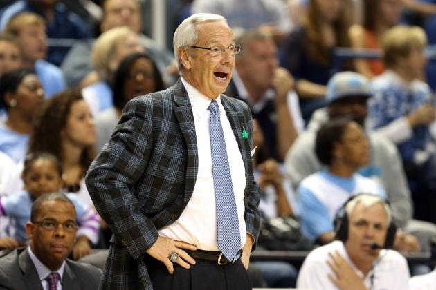 Roy Riled Up About UNC's Seed, Not Possible KU Match-Up